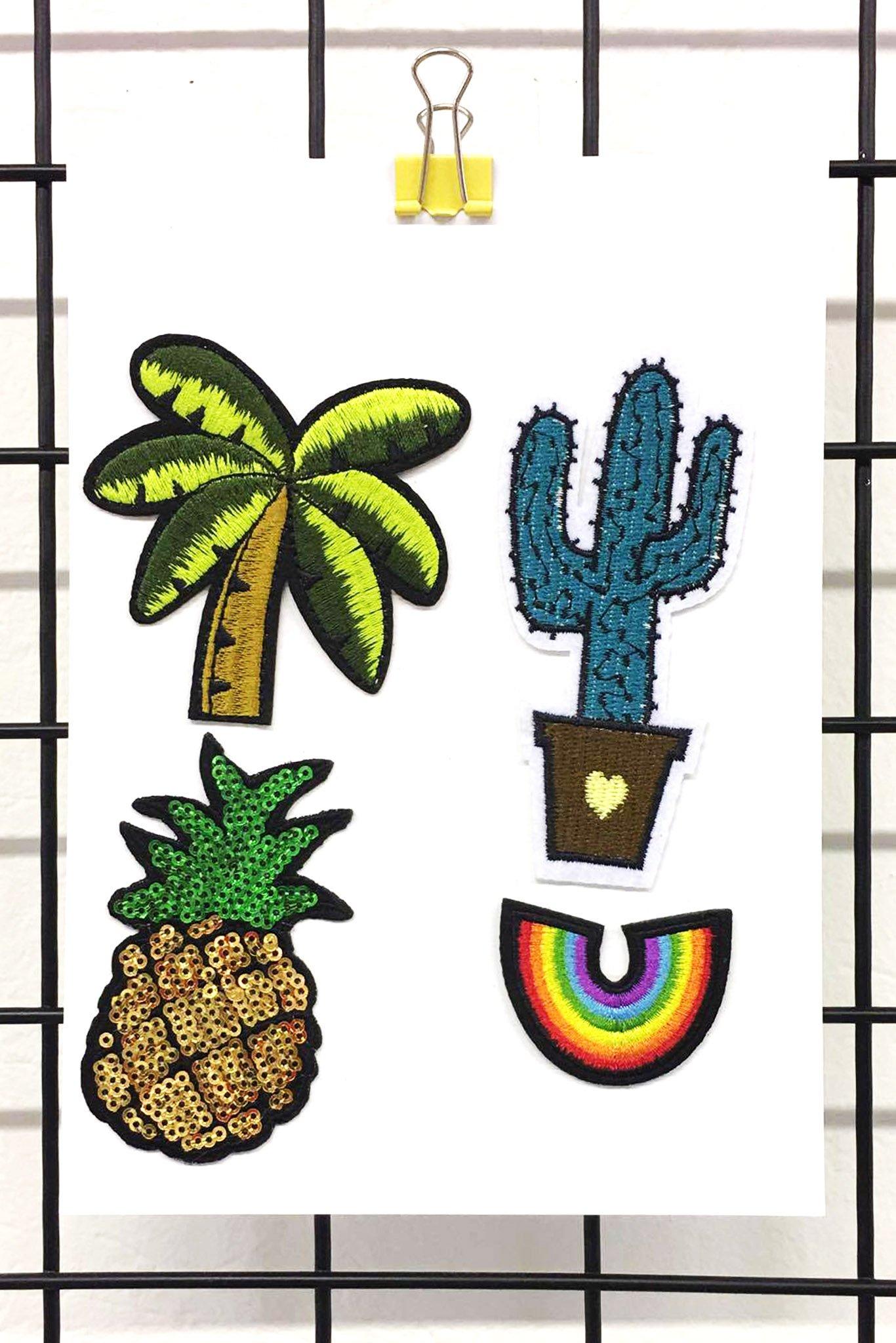 Patches - Πολύχρωμο accessories   patches