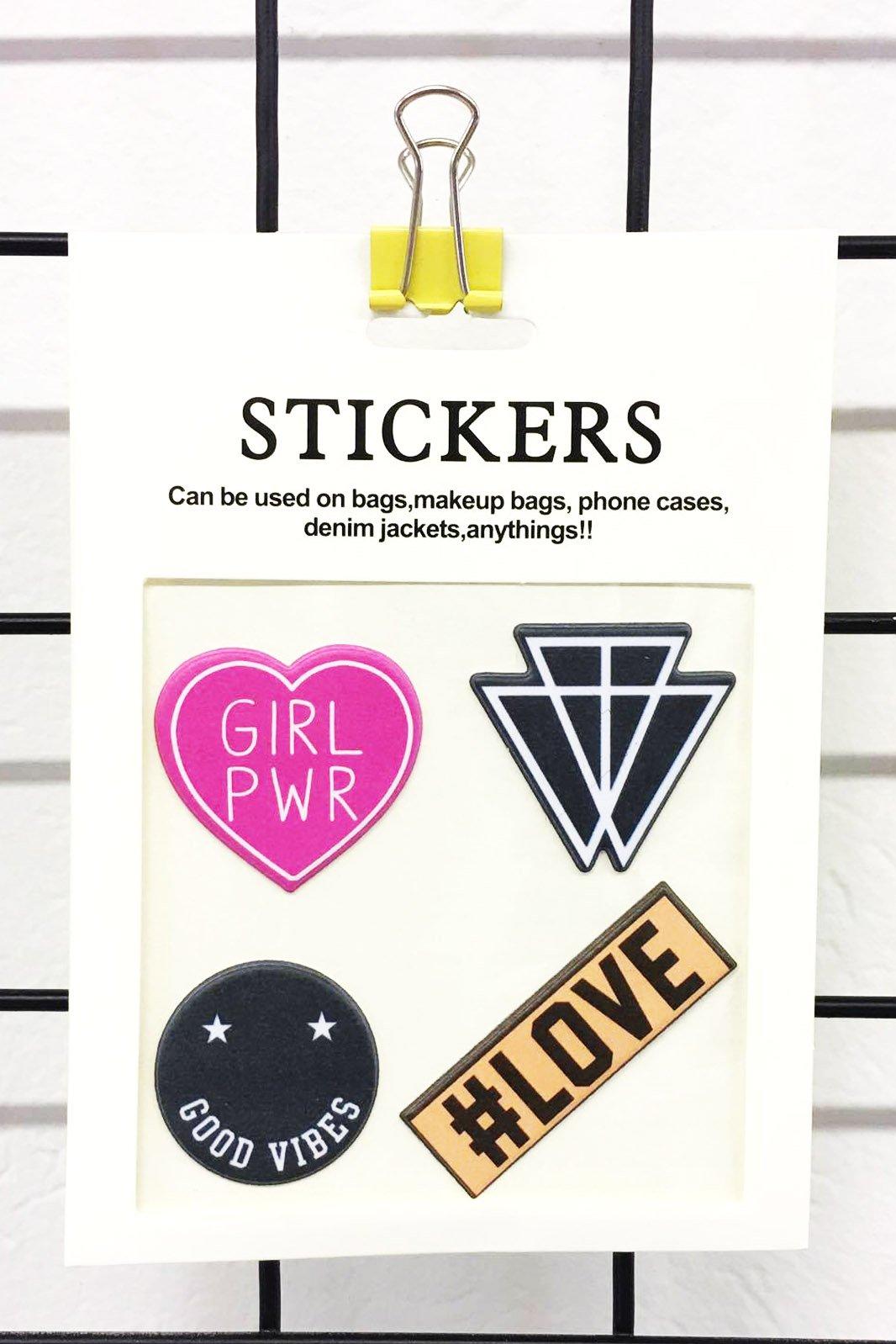 Stickers - Πολύχρωμο