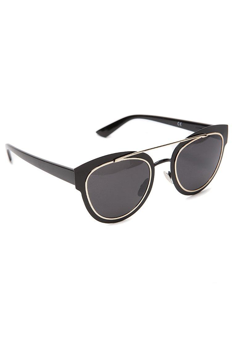 Metal Round Shades - Μαύρο accessories   γυαλιά ηλίου