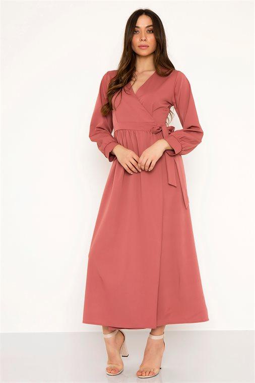 b4dcf9c9a1f7 MIDI ΚΡΟΥΑΖΕ ΦΟΡΕΜΑ - CLOTHES -  Φορέματα   Φόρμες -  Maxi φορέματα ...