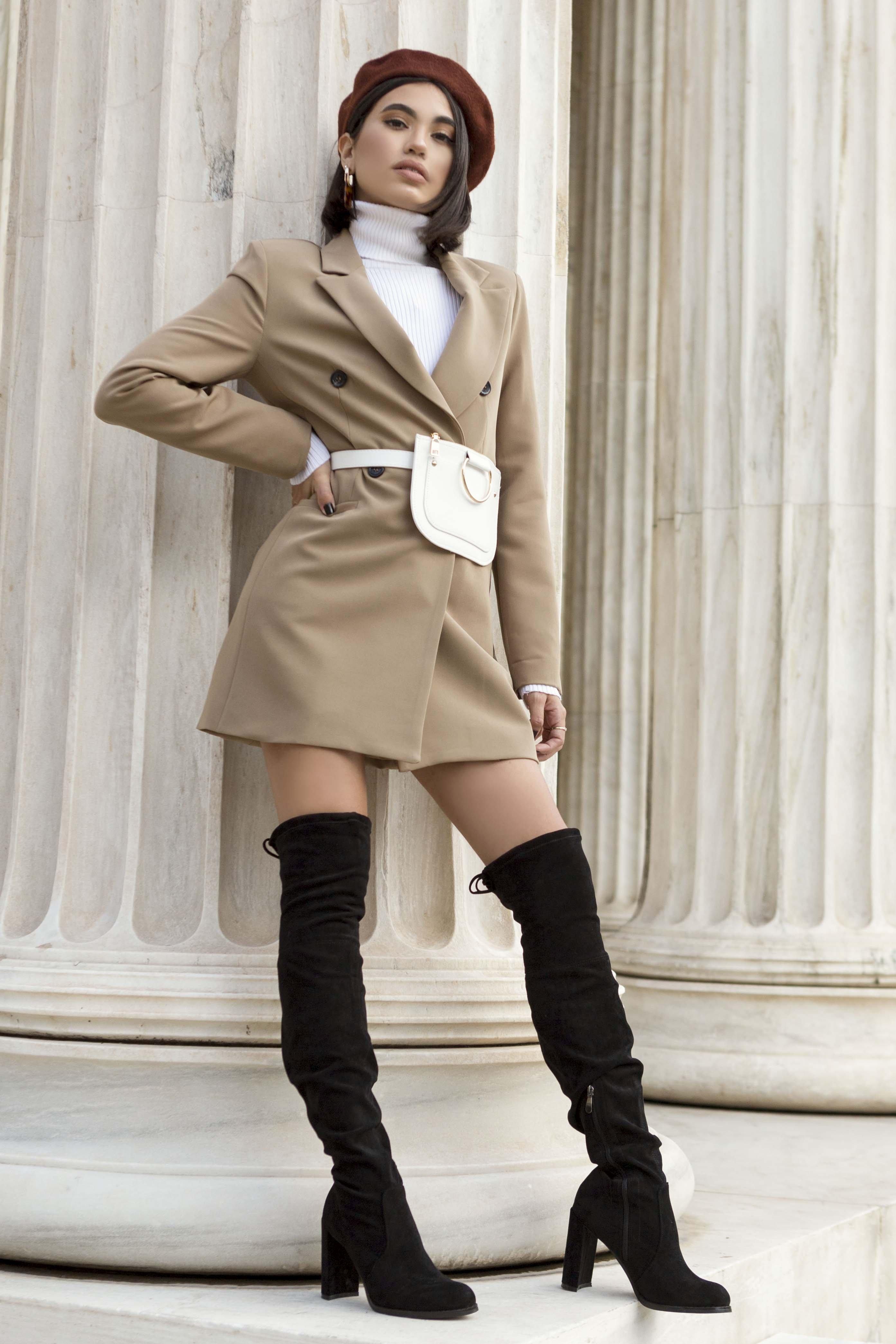 198ce866d5dd ΦΟΡΕΜΑ ΣΑΚΑΚΙ - CLOTHES -> Φορέματα & Φόρμες -> Mini φορέματα | Made of  Grace