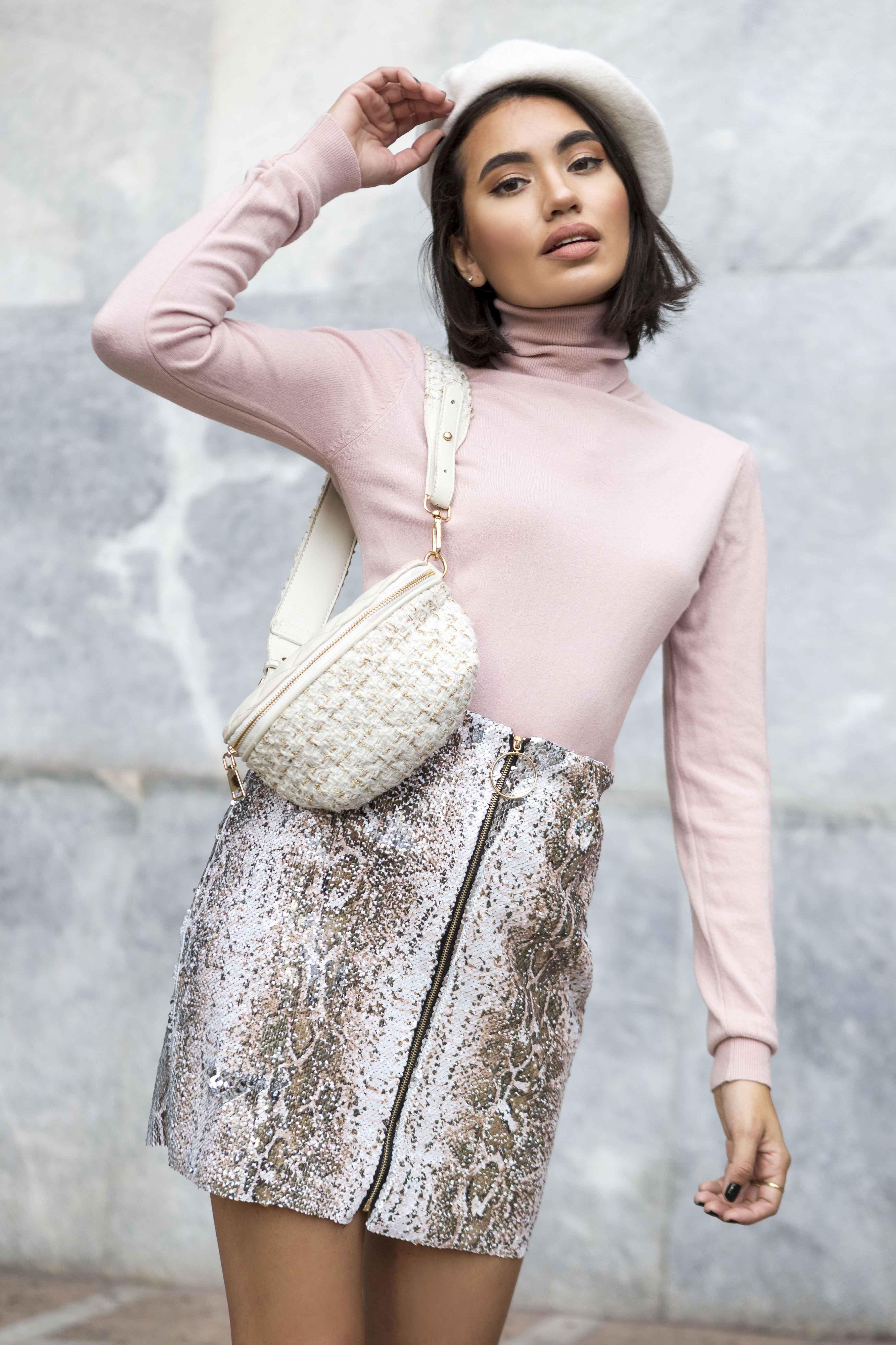 a9303cf0291 SNAKE PRINT ΦΟΥΣΤΑ ΠΑΓΙΕΤA - CLOTHES -> Φούστες   Made of Grace