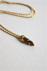 Golden Little Feather