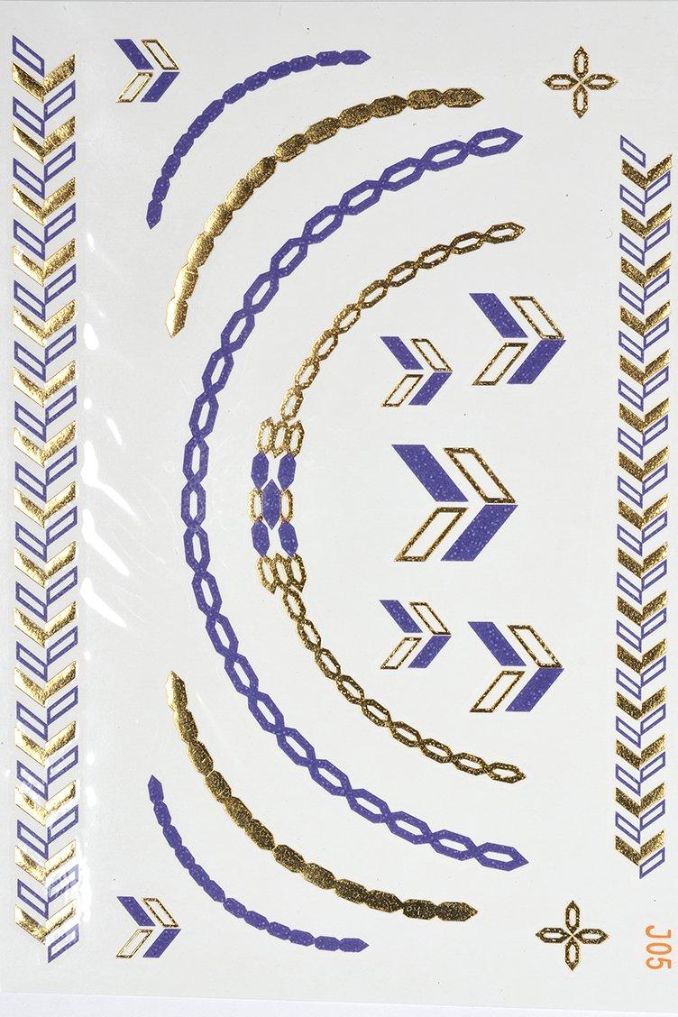 Golden Tattoo - Χρυσό accessories   golden tattoos