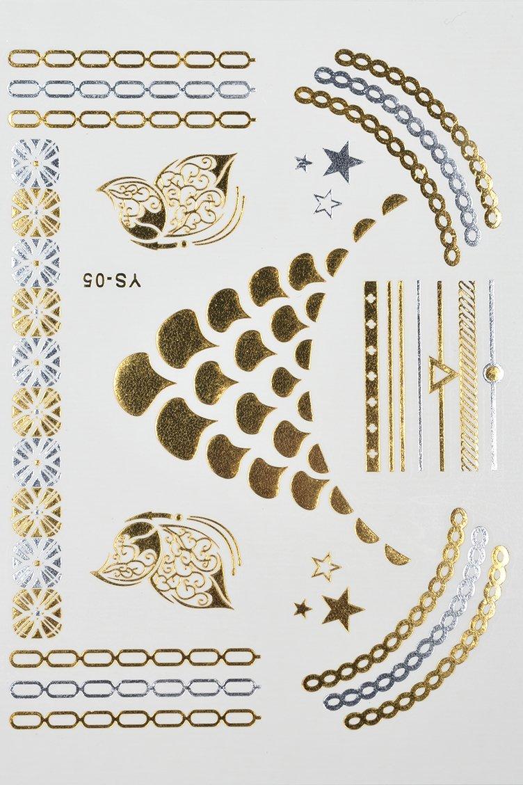Golden Tattoo - Χρυσό
