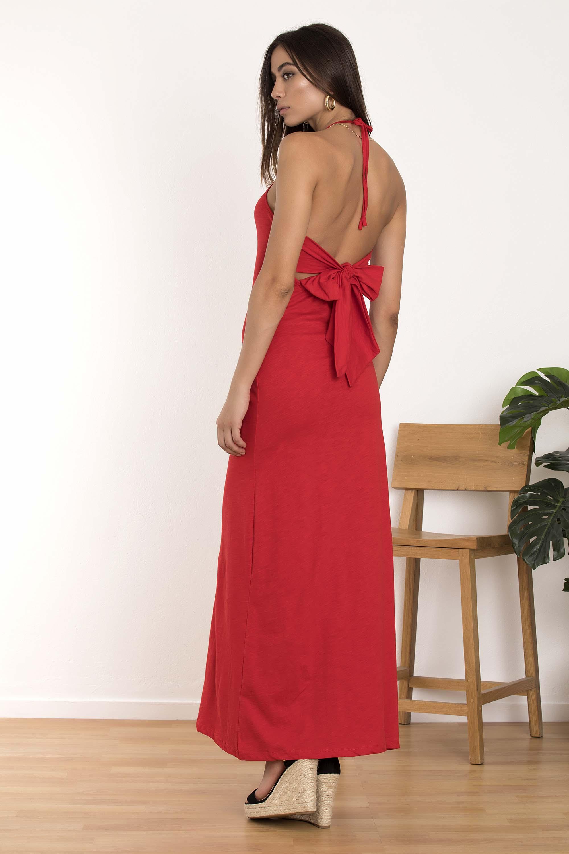 9ea31f9627cb Κόκκινα Γυναικεία Φορέματα Online - Σελίδα 7