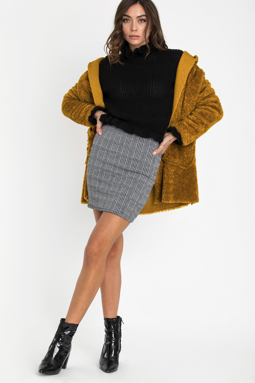 90a5594fb6e MINI ΚΑΡΟ ΦΟΥΣΤΑ - CLOTHES -> Φούστες | Made of Grace
