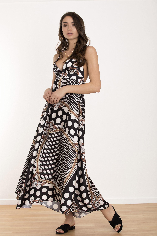 47b8cbccb0b5 CLOTHES Φορέματα Φόρμες Maxi φορέματα