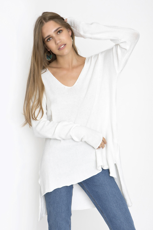 25a6bf6e7865 ΠΛΕΚΤΗ ΑΣΥΜΜΕΤΡΗ ΜΠΛΟΥΖΑ - CLOTHES -  Tops -  Μπλούζες